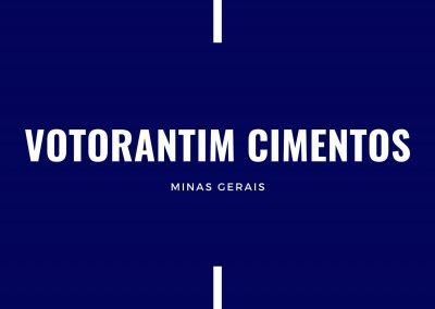 VOTORANTIM CIMENTOS MG