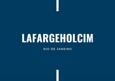 LAFARGEHOLCIM RJ