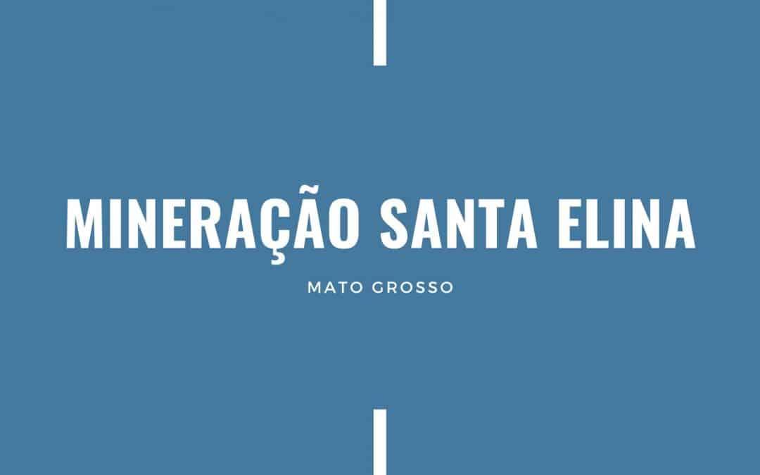 MINERAÇÃO SANTA ELINA MT